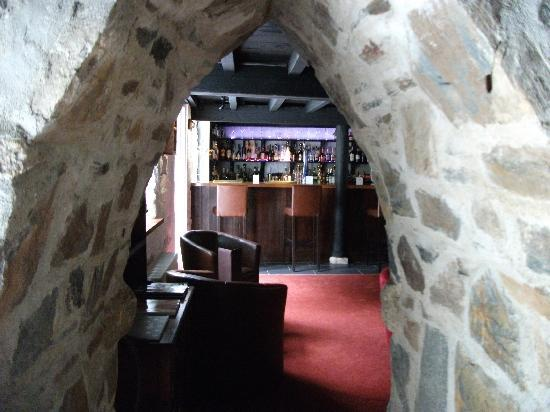Stocks Hotel: the Smugglers Bar at the Stocks