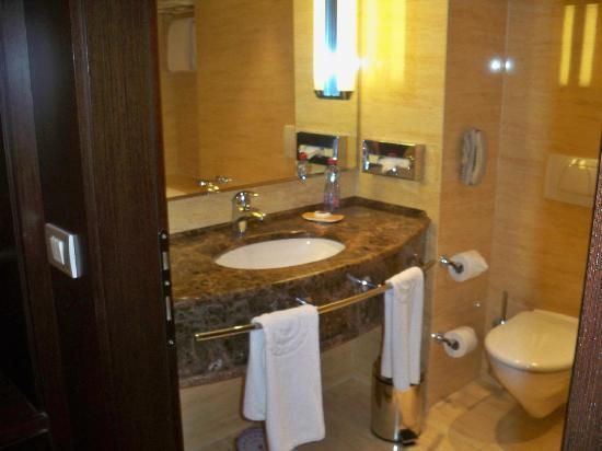 Sheraton Oran Hotel : sdb