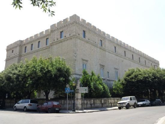 castle Imperiali, Francavilla Fontana