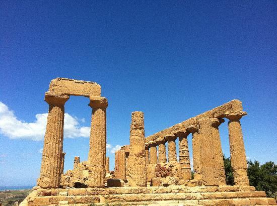 SAT Group Tours: Agrigento