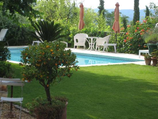 Le Clos De La Source : the pool