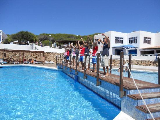 Insotel Club Maryland: Animazione in piscina