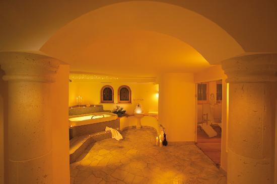 Hotel Armin: Entrata zona Wellnes