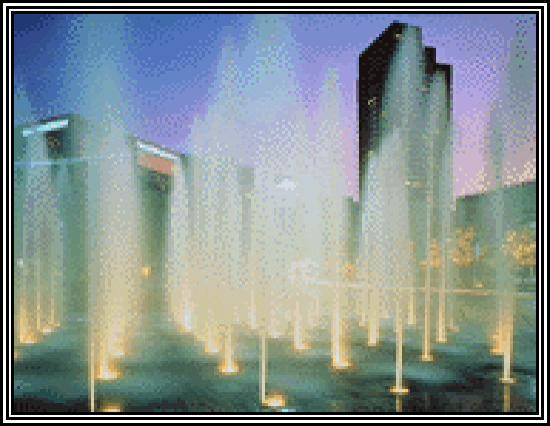 KC Fountains : City of Fountains