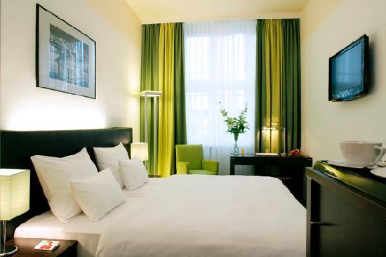 Rainers Hotel Vienna: Rainers Hotel Zimmer