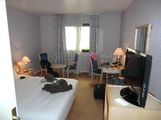 Saphir Hotel : Zimmer