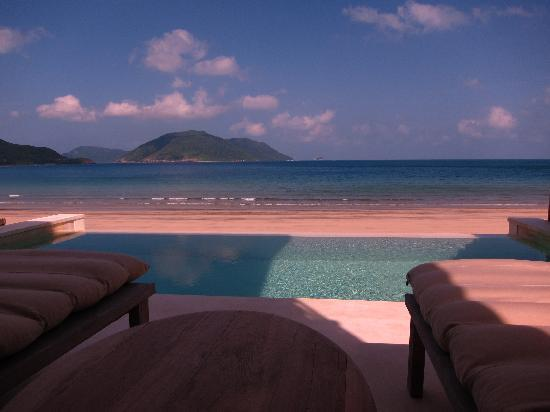 Six Senses Con Dao: View from villa