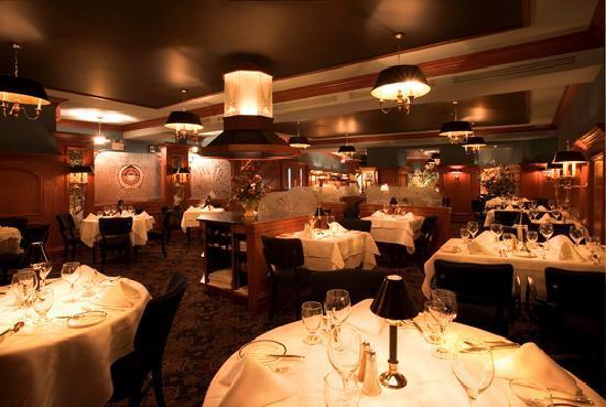 Le Continental Restaurant Quebec City Menu Prices