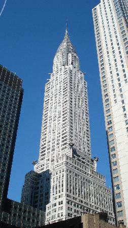 Can Tourists Go Up The Chrysler Building