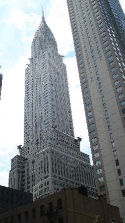 Chrysler Building : Same shot - afternoon