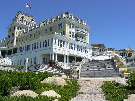 The Ocean House: Truly a grand hotel!