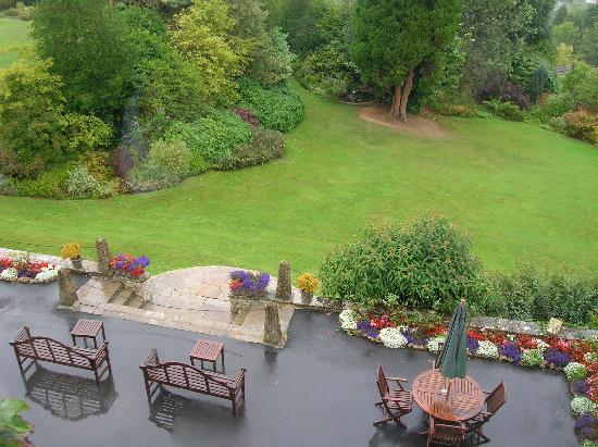 Burleigh Court Hotel: views
