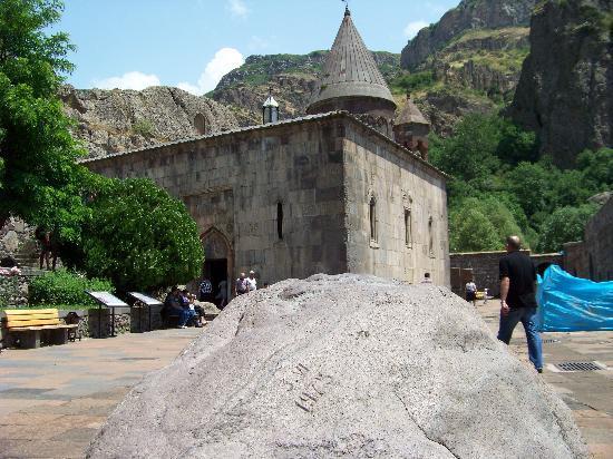 Yerevan Hostel: gegard