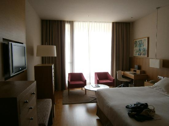 Margas Hotel: Habitación -1-