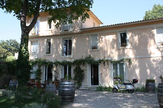 Villa Juliette: la maison