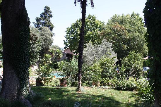 Villa Juliette: le jardin