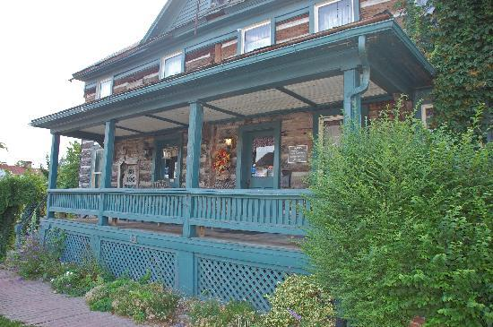 Wytheville, Virginie : The Log House Restaurant