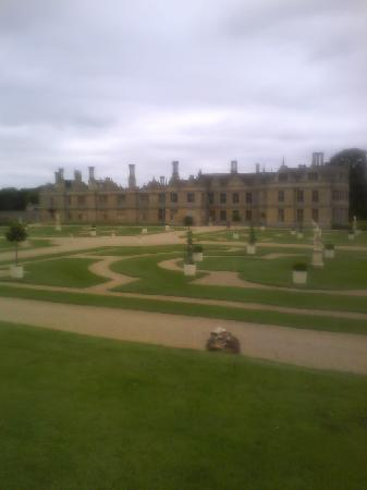 Premier Inn Corby Hotel: Kirby Hall - Worth a visit.  See the fantastic peacocks in the grounds