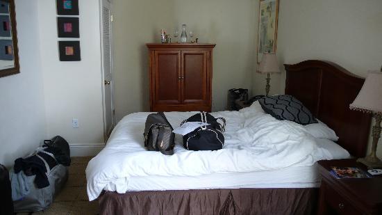 Parker Guest House : Vue d'ensemble chambre 38