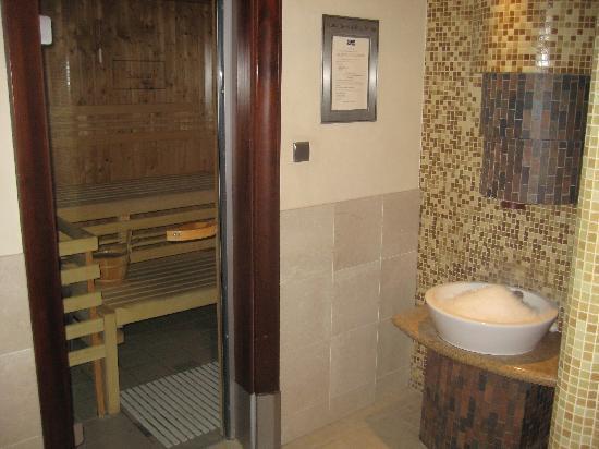 Corinthia Hotel Budapest: Spa