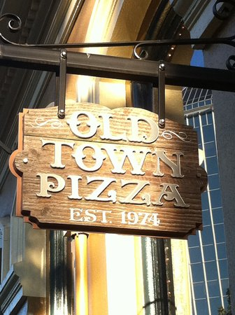 Old Town Pizza & Brewing