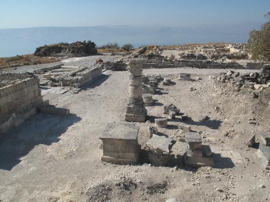 Tiberias, Israël: Byzantine church
