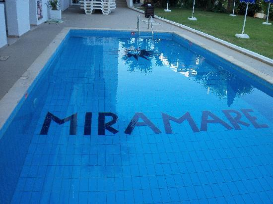 Miramare Hotel: The pool !!!