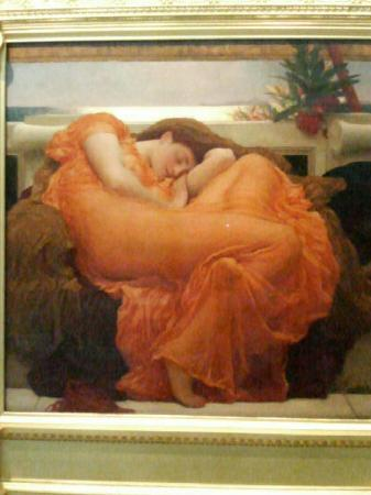Musée d'art de Ponce : Flaming June picture