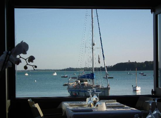 Le Phare Restaurant : View