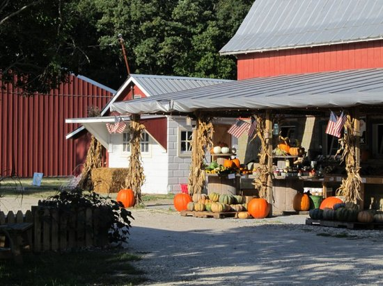 Dawn's Country Market: Local Produce & Amish Pies