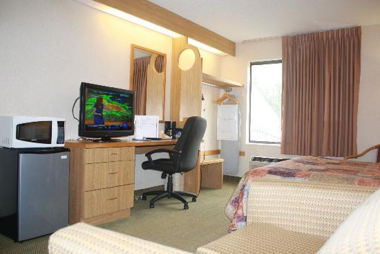 Sleep Inn at TD Convention Center: New Flat Screen Televisions