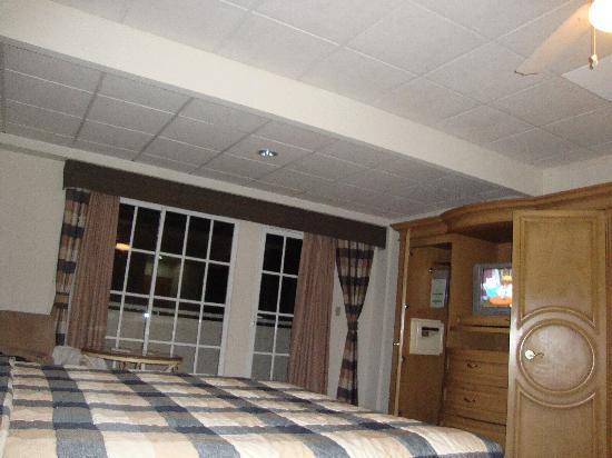 Las Cumbres Hotel & Water Park: habitaciones amplias