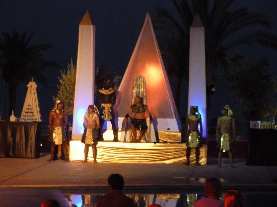 Club Med Sinai Bay: No effort spared with entertainment