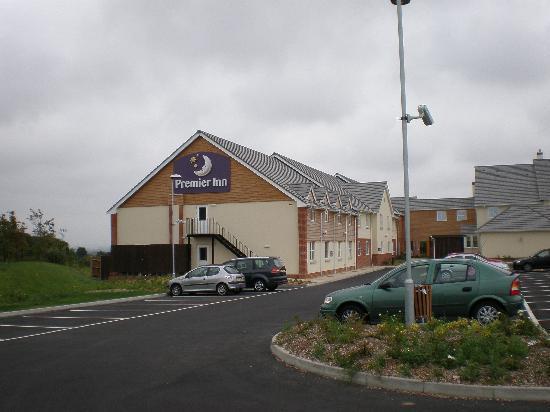 Premier Inn Ramsgate (Manston Airport) Hotel: exterior of premier inn ramsgate