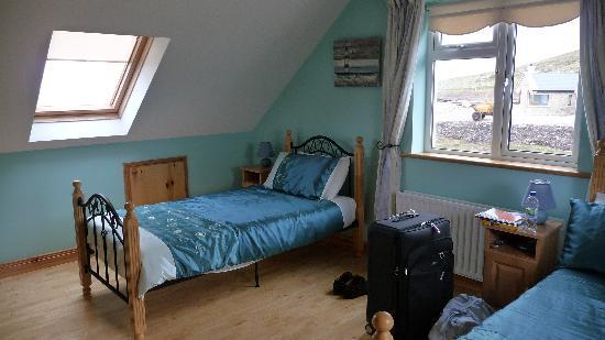 Inis Aoibhinn: Doppel- und Einzelbett
