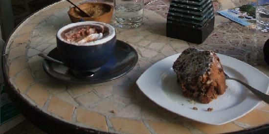Cafe Muller : Der Kuchen