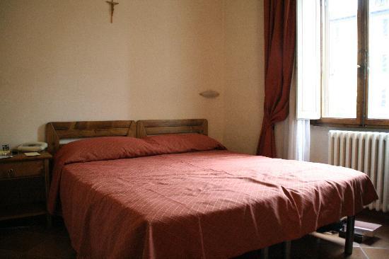 Convitto della Calza: La nostra camera da letto