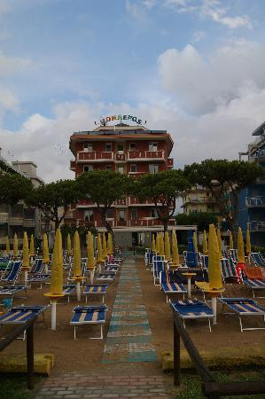 Mon Repos Hotel: Hotel Repos