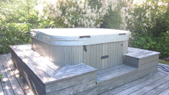 Wetherly Inn: Hottub
