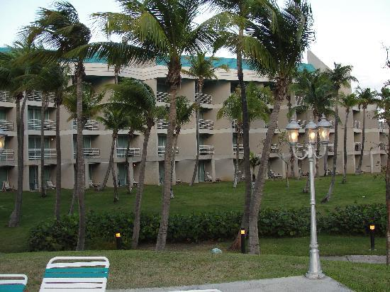 Hilton Ponce Golf & Casino Resort: hotel