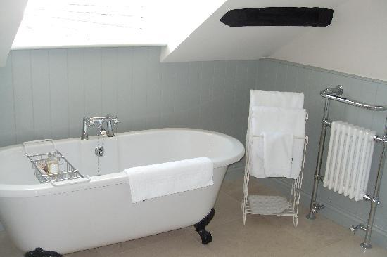 The Hare and Hounds Restaurant: Beautiful Bathroom