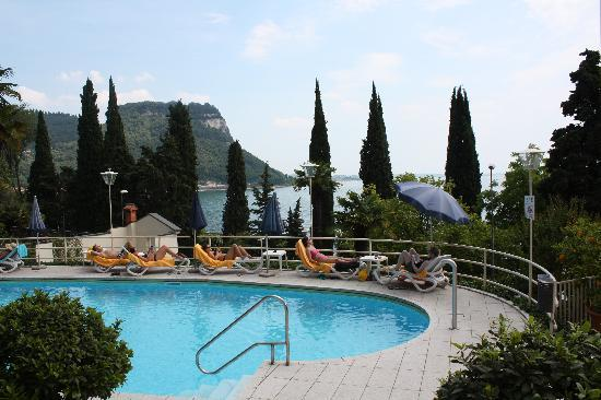 Hotel Excelsior le Terrazze: The swimming pool