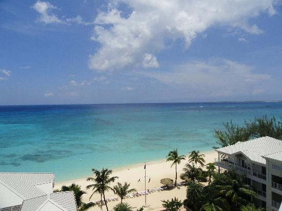 Caribbean Club Luxury Boutique Hotel : the view