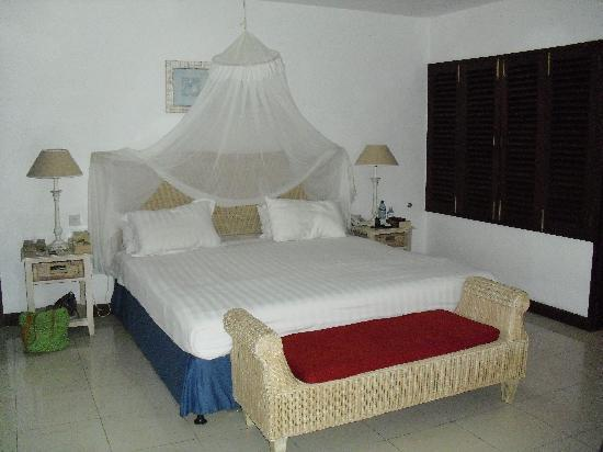Leopard Beach Resort & Spa: Bedroom