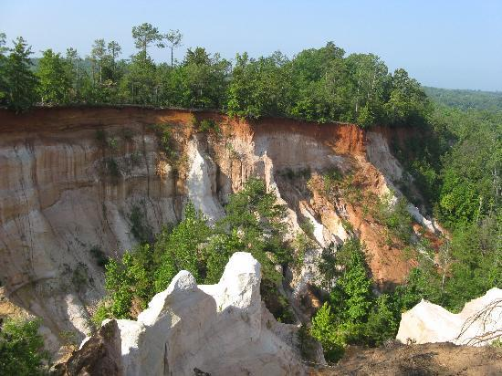 Providence Canyon State Outdoor Recreation Area: Providence Canyon