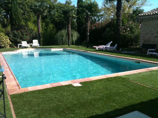Hotel du Parc : Cool pool!