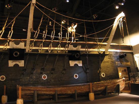 National Civil War Naval Museum: USS Hartford