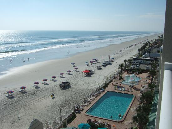 Daytona Beach Resort and Conference Center: View from the room