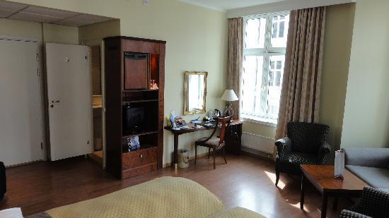 Scandic Oslo City : Room