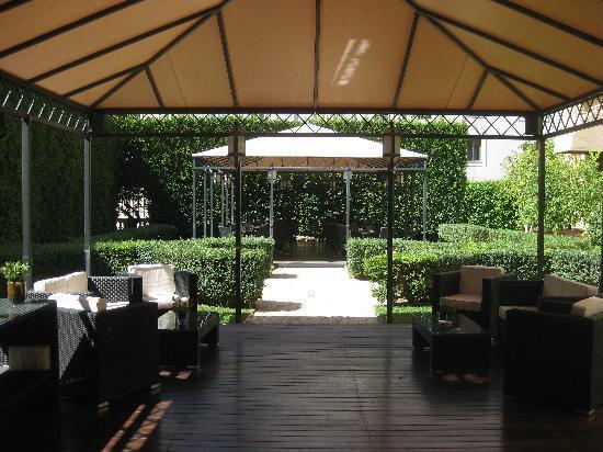 วิลลา สปาเล็ทติ ทริเวลลี: The garden